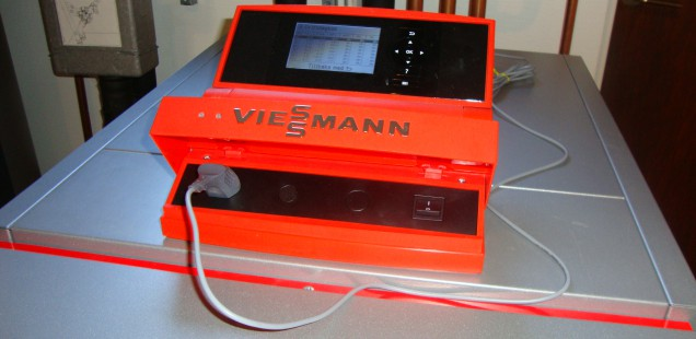 Viessmann installation