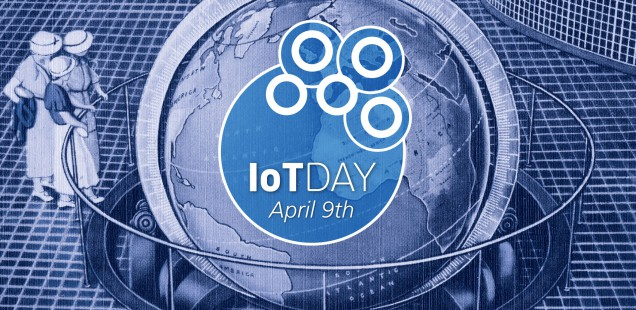 Global Internet of Things Day 9th April