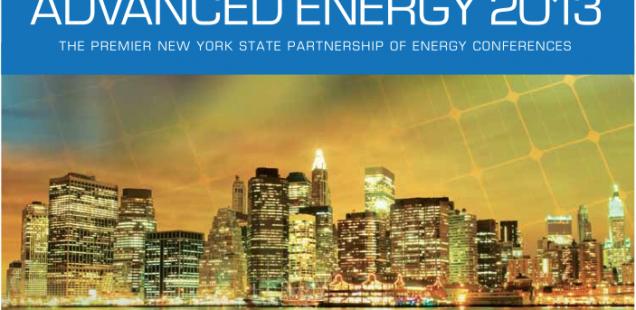 Advanced energy 2013